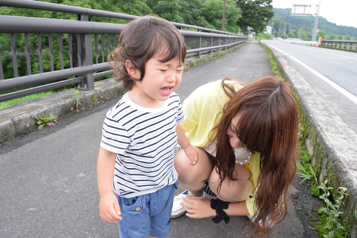 わからない!子供はどうしてそんなに泣くの?!