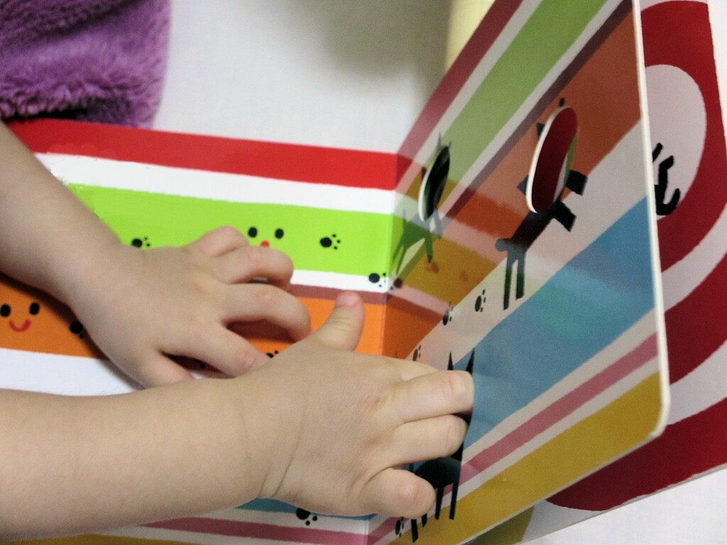 知育絵本は何歳から使えるの?