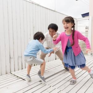 子供と遊ぶ!遊びの効果とは?!
