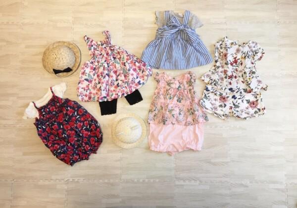 赤ちゃんの衣服サイズってどうやって選べばいいの?
