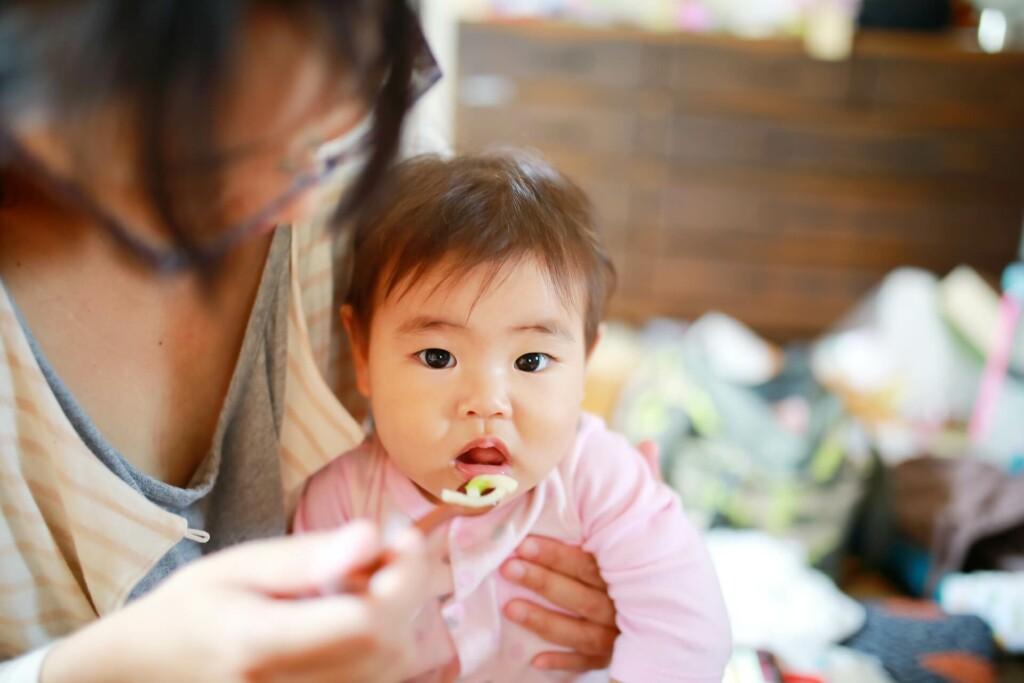 離乳食を食べてもらうために今日からできる対策とは?
